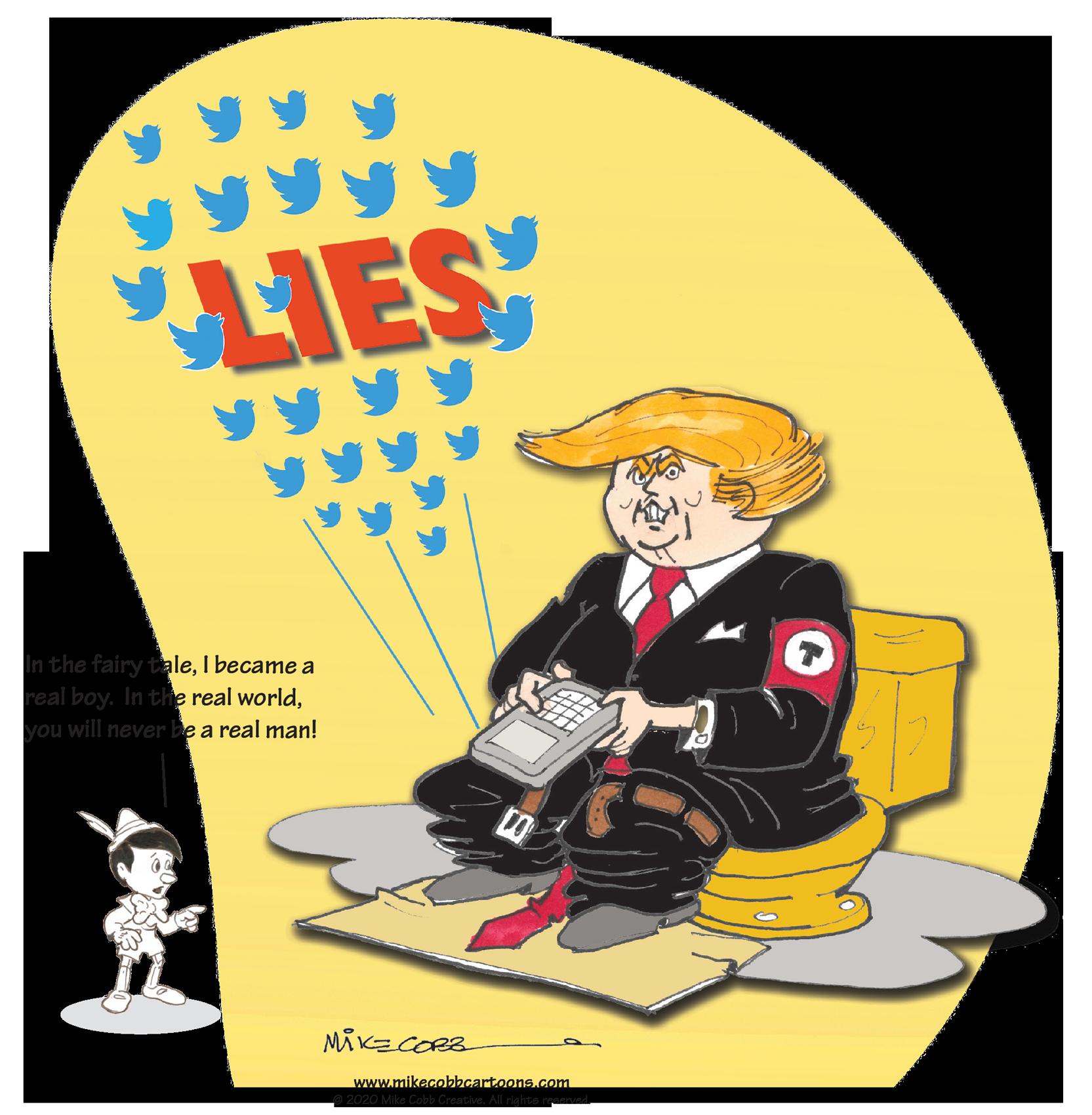 20,000 Lies